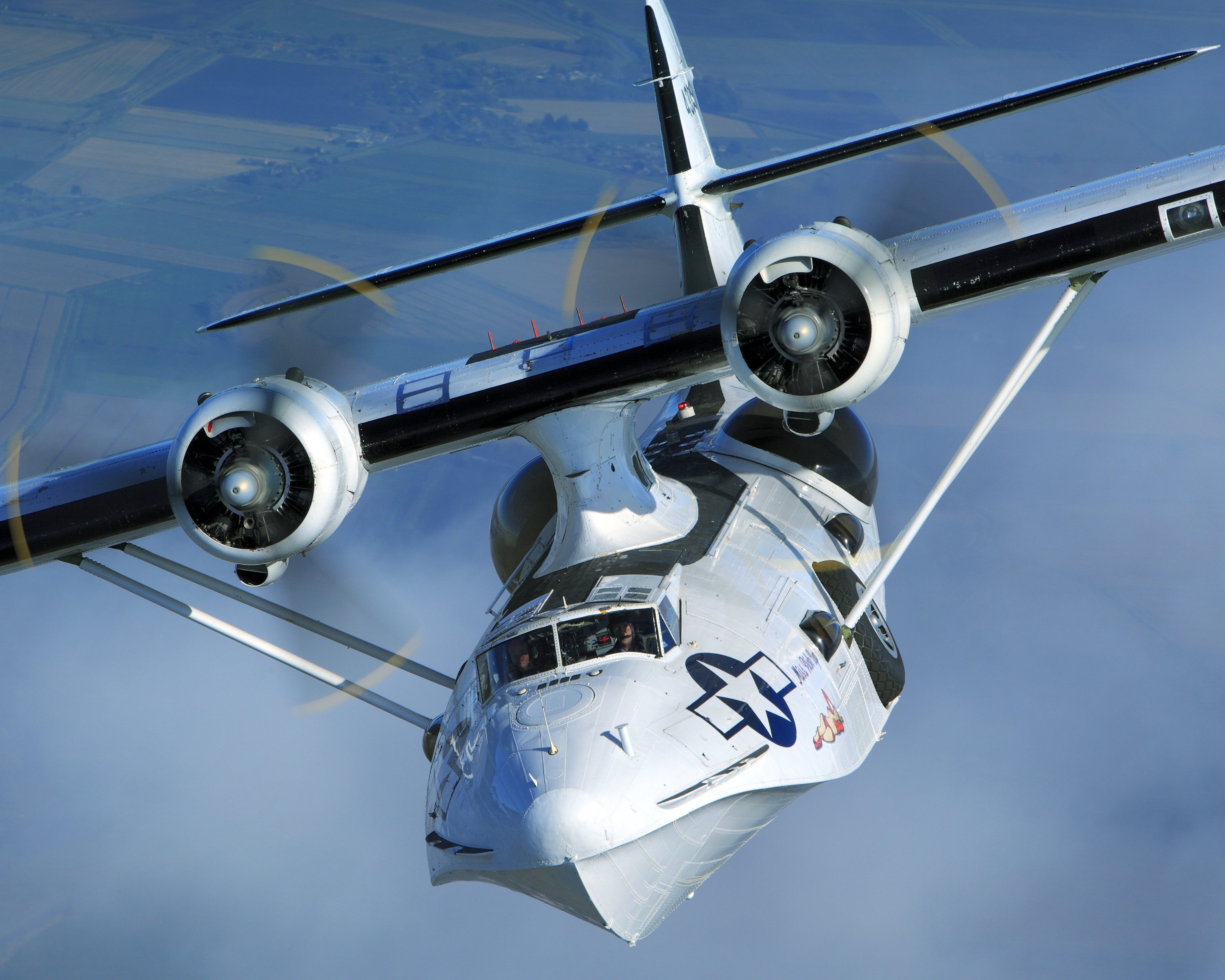 Catalina PBY-5A MISS PICK UP